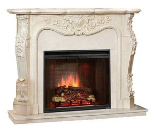 Портал Real Flame Tiffany (Classic Beige)